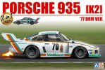 Aoshima 10510 - 1/24 Porsche 935 (K2) 1977 DRM Version Beemax No.20