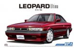 Aoshima 05482 - 1/24 Nissan UF31 Leopard 3.0 Altima '86 The Model Car No.61