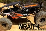 Axial AX90020 - Wraith 1/10th EP 4WD Rock Racer kit