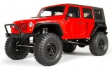 Axial AX90027 - 1/10 Electric 4WD Truck Kit SCX10 2012 Jeep Wrangler Unlimited Rubicon
