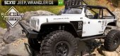 Axial AX90034 - SCX10 Jeep Wrangler G6 1/10 Scale Electric 4WD Kit