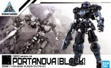 Bandai 5059012 - 30mm 1/144 bEXM-15 Portanova (Black)