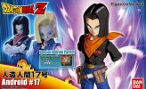 Bandai 215638 - Android No.17 Dragon Ball Figure-rise Standard