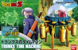 Bandai 216395 - F.R.M. Dragonball Z Trunks' Time Machine Figure-rise Mechanics