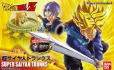 Bandai 217615 - Super Saiyan Trunks Figure-rise Standard