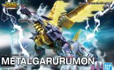 Bandai 5059554 - Metal Garurumon FRS (Figure-rise Standard) Digital Monster Digimon