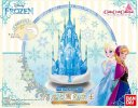 Bandai B-204877 - Castle Craft Collection Frozen Anna and the Snow Queen