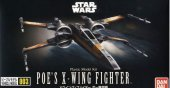 Bandai 206319 - Vehicle Model 003 Poe's X-Wing Fighter