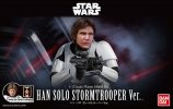 Bandai 225743 - 1/12 Han Solo Stormtrooper Version