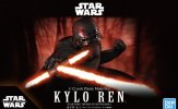 Bandai 5058213 - 1/12 Kylo Ren Star Wars: The Rise of Skywalker