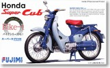 Fujimi 14124 - 1/12 Bike No.1 Honda Super Cub 1958 First Model (Model Car)