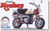 Fujimi 14127 - 1/12 Bike-3 Honda Monkey 2009 (Model Car)