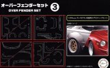 Fujimi 11640 - 1/24 Over Fender Set 3 Garage & Tools No.33