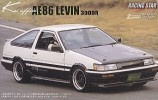 Fujimi 18737 - 1/24 - No.11 Toyota AE86 Levin 83 Kei-Office
