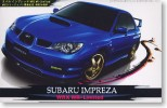 Fujimi 18911 - No.27 Subaru Imprezza WRX WR Limited (Model Car)
