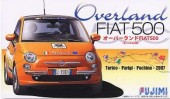 Fujimi 12376 - 1/24 RS-SP Overland Fiat 500