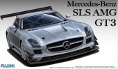 Fujimi 12578 - 1/24 RS-SP6 Mercedes-Benz SLS AMG GT3 DX