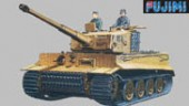 Fujimi 76045 - 1/76 SWA-15 Tiger 1 (Plastic model)