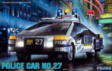 Fujimi 09136 - 1/24 Spinner Deckerd Police Car No27