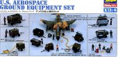 Hasegawa 35006 - 1/72 X72-6 U.S. Aerospace Ground Equipment Set