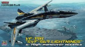 Hasegawa 65799 - Macross Plus VF-19A SVF-569 Lightings w/High-Maneuver Missiles