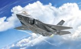 Italeri 1409 - 1/72 F-35A Lightning II CTOL Version