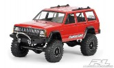 Pro-Line #3321-00 | 1992 Jeep Cherokee Clear body for 1:10 Scale Crawlers