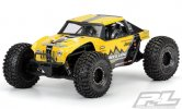 Pro-Line #3452-00 | Jeep Wrangler Rubicon Clear Body for Axial Yeti