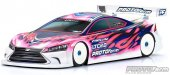 PROTOform 1547-25 - LTC 2.0 Light Weight Clear Body for 190mm TC Touring Car