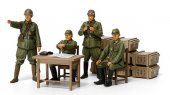 Tamiya #35341 - 1/35 Japanese Army Officer Set