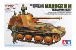 Tamiya #35364 - 1/35 German Tank Destroyer Marder III M Normandy Front