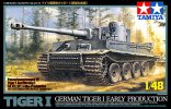 Tamiya #32504 - 1/48 Tiger I Early Production Model