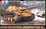 Tamiya #32522 - 1/48 German Tank Destroyer Jagdpanther Late Version WWII
