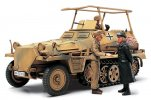 Tamiya #32550 - 1/48 German Sd.Kfz.250/3 Greif