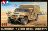 Tamiya #32563 - 1/48 US Modern 4x4 Utility Vehicle - Cargo Type