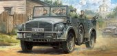 Tamiya #32586 - 1/48 S.GL. Einheits Personen Kraft-Wagen Horch 4x4 Type 1a (German Transport Vehicle)