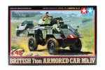 Tamiya #32587 - 1/48 British 7-Ton Armored Car MK .IV 7ton