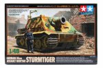 Tamiya #32591 - 1/48 German Sturmtiger 38cm Assault Mortar
