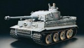 Tamiya #56033 - 1/16 RC German Tiger I Early Production Full-Option Kit with detail-up parts