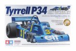 Tamiya #12036 - 1/12 Tyrrell P34 Six Wheeler w/Photo-Etched Parts