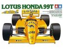 Tamiya #20020 - 1/20 Lotus Honda 99T Kit - C*020