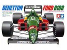 Tamiya #20021 - 1/20 Benetton Ford B188 Kit - C*021