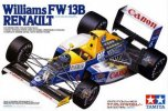 Tamiya #20025 - 1/20 Williams FW-13B Renault Kit - C*0025
