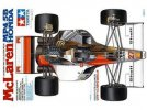Tamiya #20026 - 1/20 McLaren MP4/5B Honda Kit - C*026