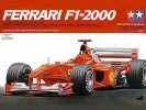 Tamiya #20049 - 1/20 Ferrari F1-2000 (Full View)