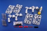 Tamiya #84347 - RC CW-01 C.V.A Short Shock Unit Set II White Style