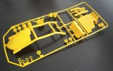 Tamiya #9005207 - A Parts (Driver's Cab, Yellow) for Bigwig 58057/47330